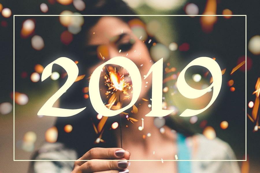 7 buoni propositi per un 2019 social realmente efficace