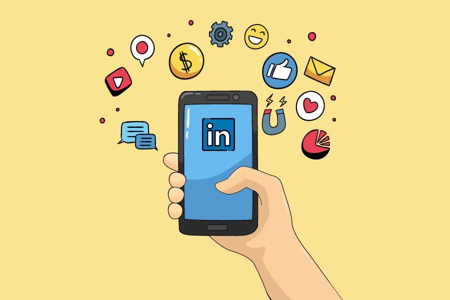 aumentare la visibilità profilo LinkedIn